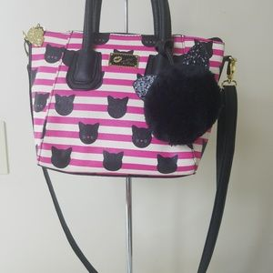 Luv Betsy Betsy Johnson Mini Cross Body